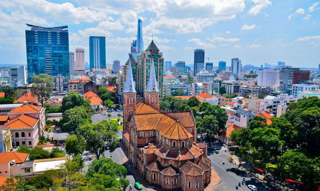 4-Day Ho Chi Minh city Tour including Cu Chi Tunnels & Mekong Delta