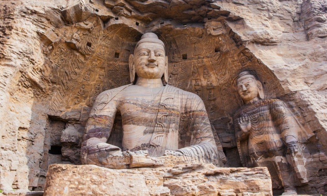 Datong Private Day Tour to Yungang Grottoes and Hanging Temple