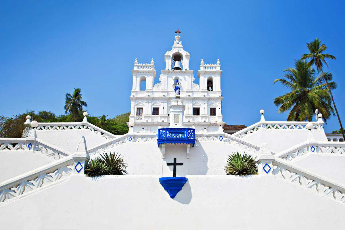 Goa Walking tour: History, Culture, Art and architecture