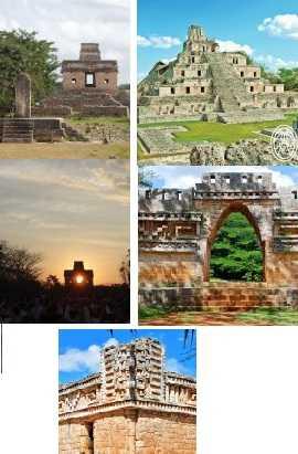 Yucatan Mayan Ruins - Ruta Puuc Tour
