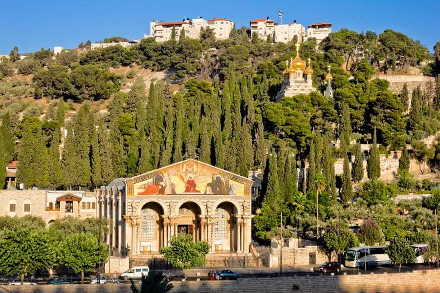 Jerusalem Walking Tour: In the Footsteps of Jesus