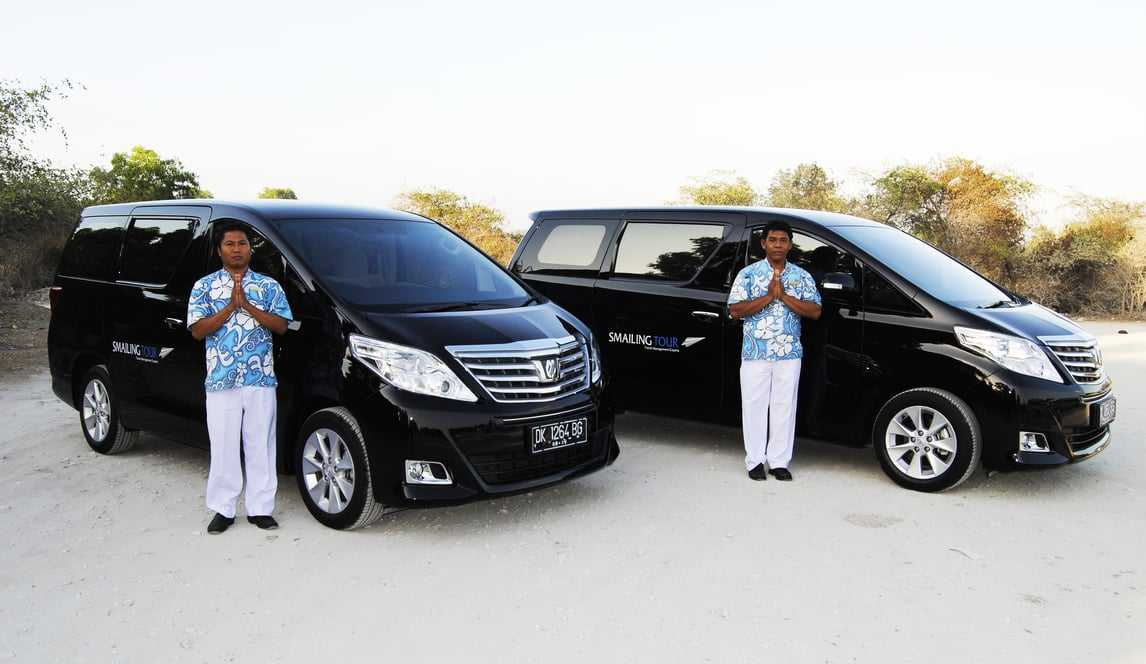 Full Day Charter with Tour Guide (Luxury Toyota Alphard 4-seaters) 2019