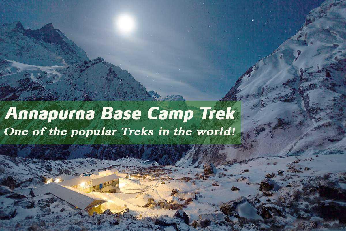 Annapurna Base Camp Trek (ABC Trek)