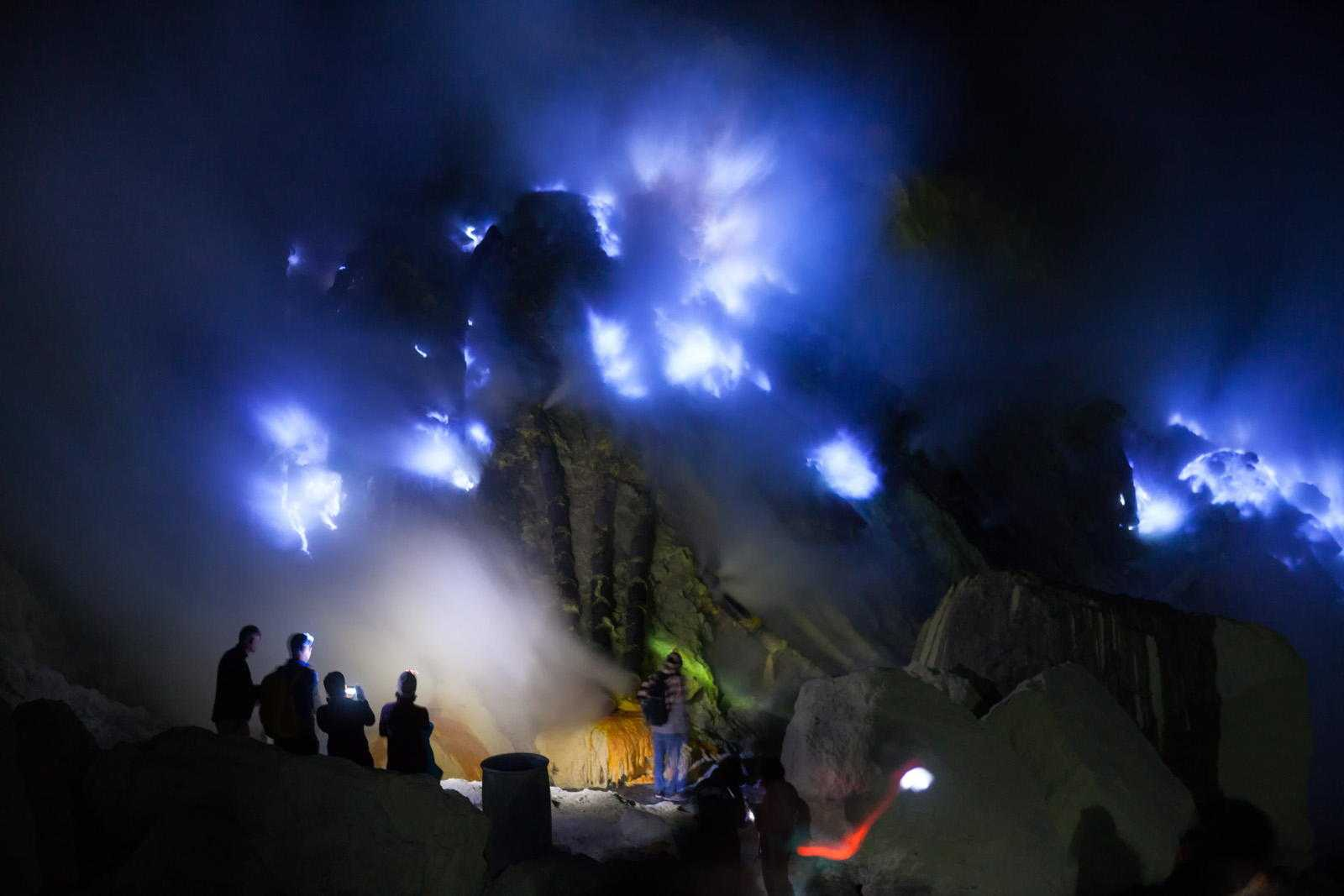 Ijen Blue Fire and Banyuwangi City Tour