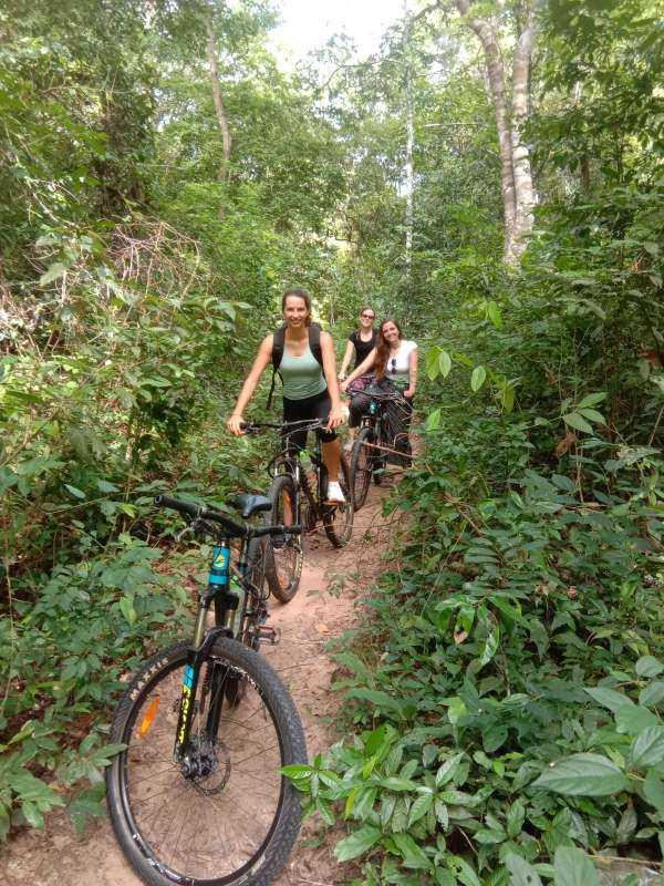 Angkor Accessible Hidden Temple Bike Tour