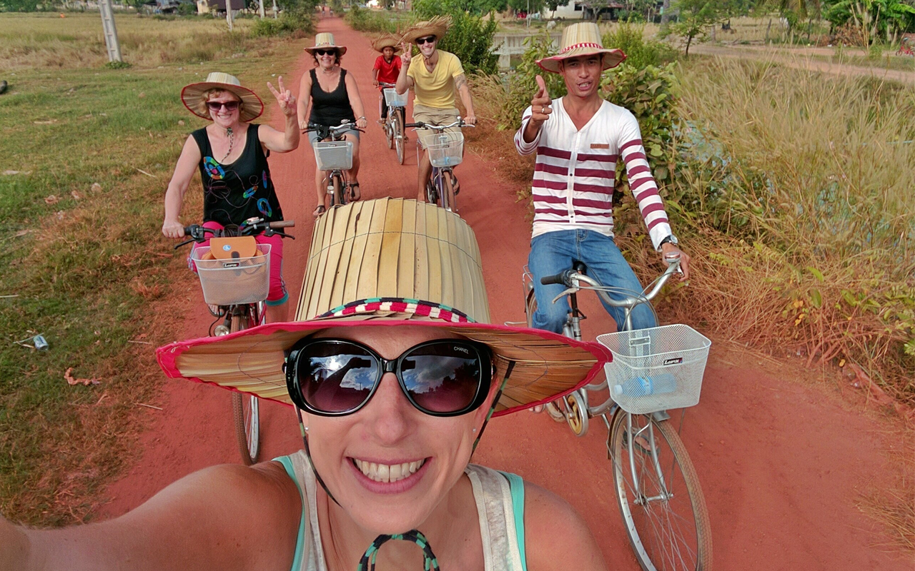 Bike to the Backroads of Kampot