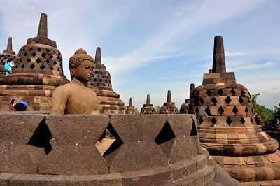 1 Day Yogyakarta : Borobudur & City Tour - PRIVATE TOUR