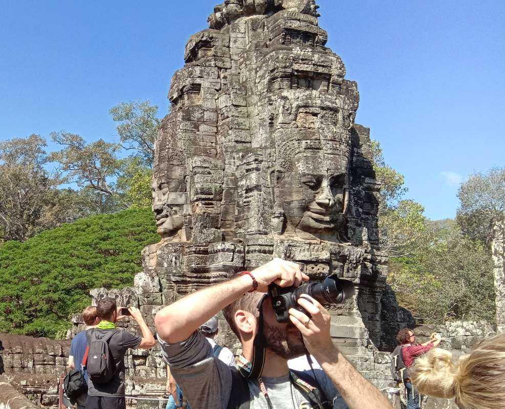 Angkor Discovery Small Group Tour