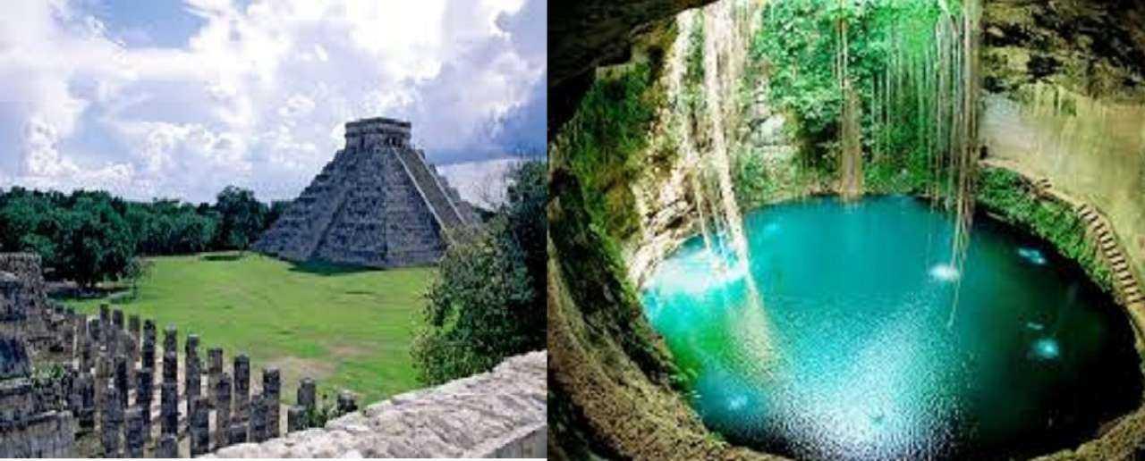 Chichen Itza & Cenote Swim Tours