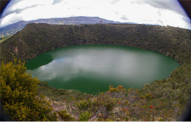 Guatavita Golden Lagoon Day Trip