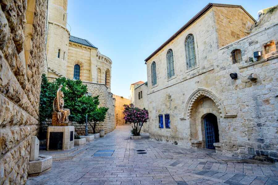 City of David and Underground Jerusalem Tour