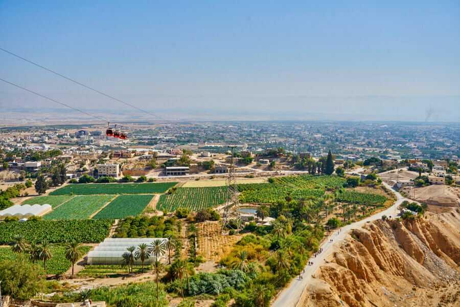 Jericho, Jordan River & the Dead Sea Tour from Jerusalem