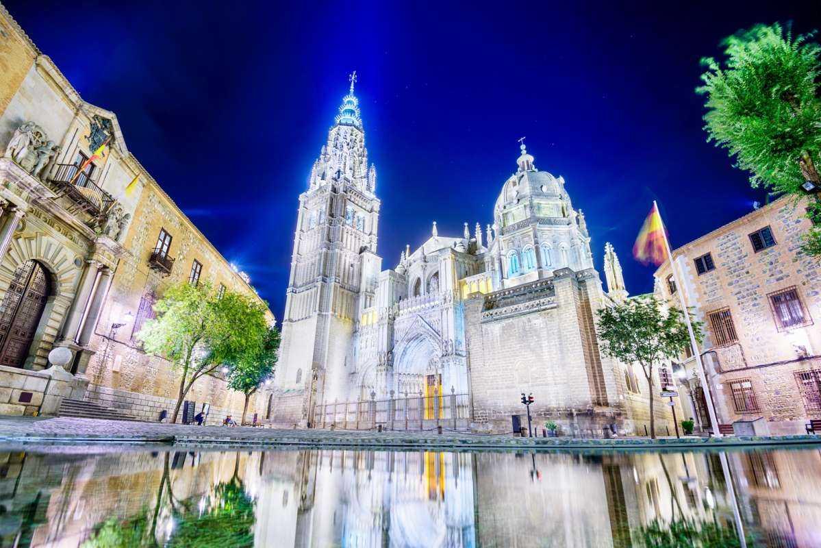 Toledo Evening Tour from Madrid w/ Tapas Tastings