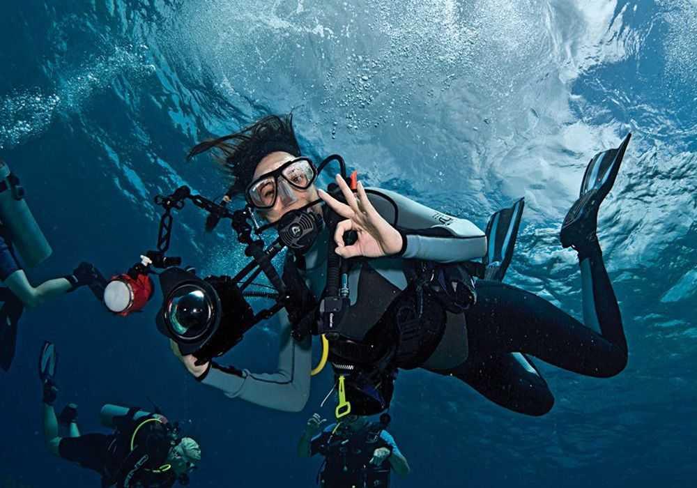 Roatan 10 Fun Dive Package