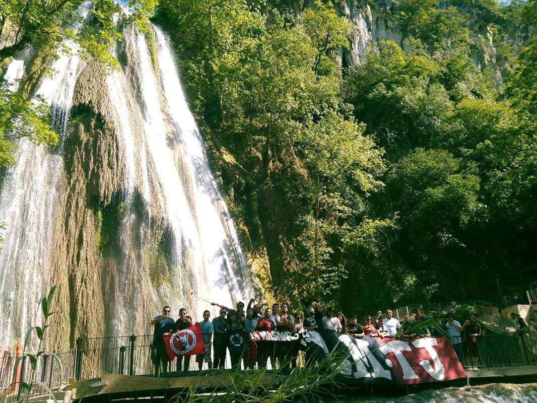 Monterrey Horsetail Falls Park Tour