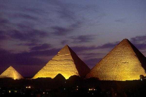 1-Day Sound & Light Show at the Pyramids