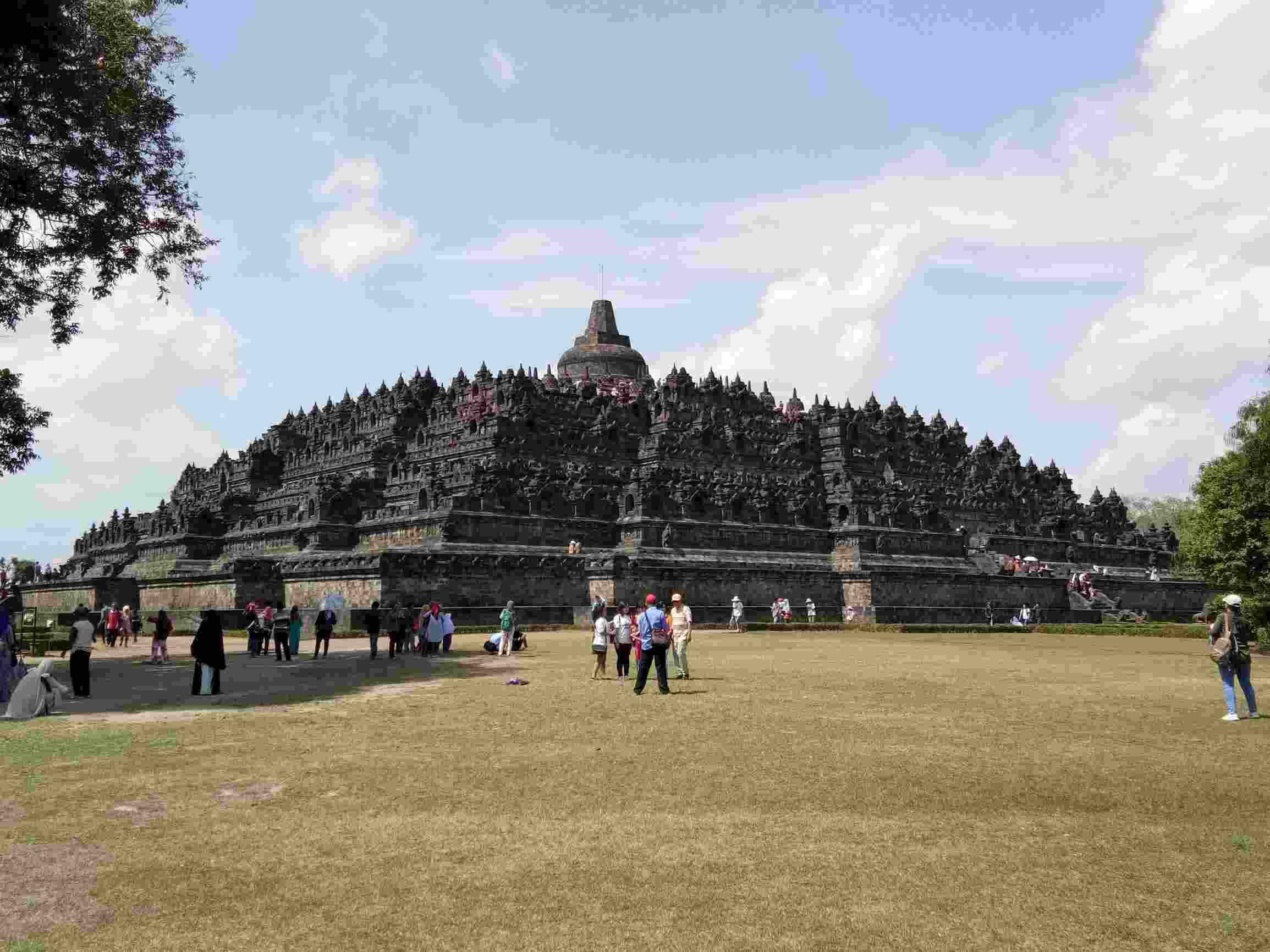1-Day Yogyakarta  Merapi Borobudur  - PRIVATE TOUR