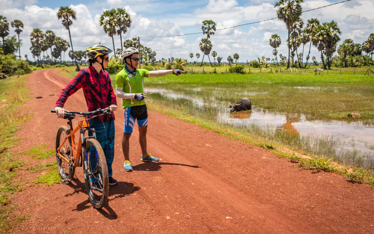2 Day Siem Reap Local Community Ride