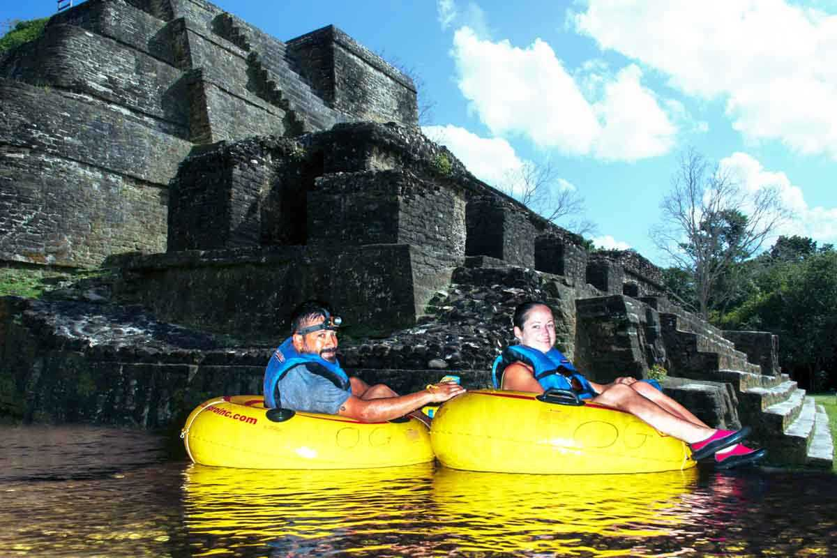 Altun ha And Cave Tubing From Belize City
