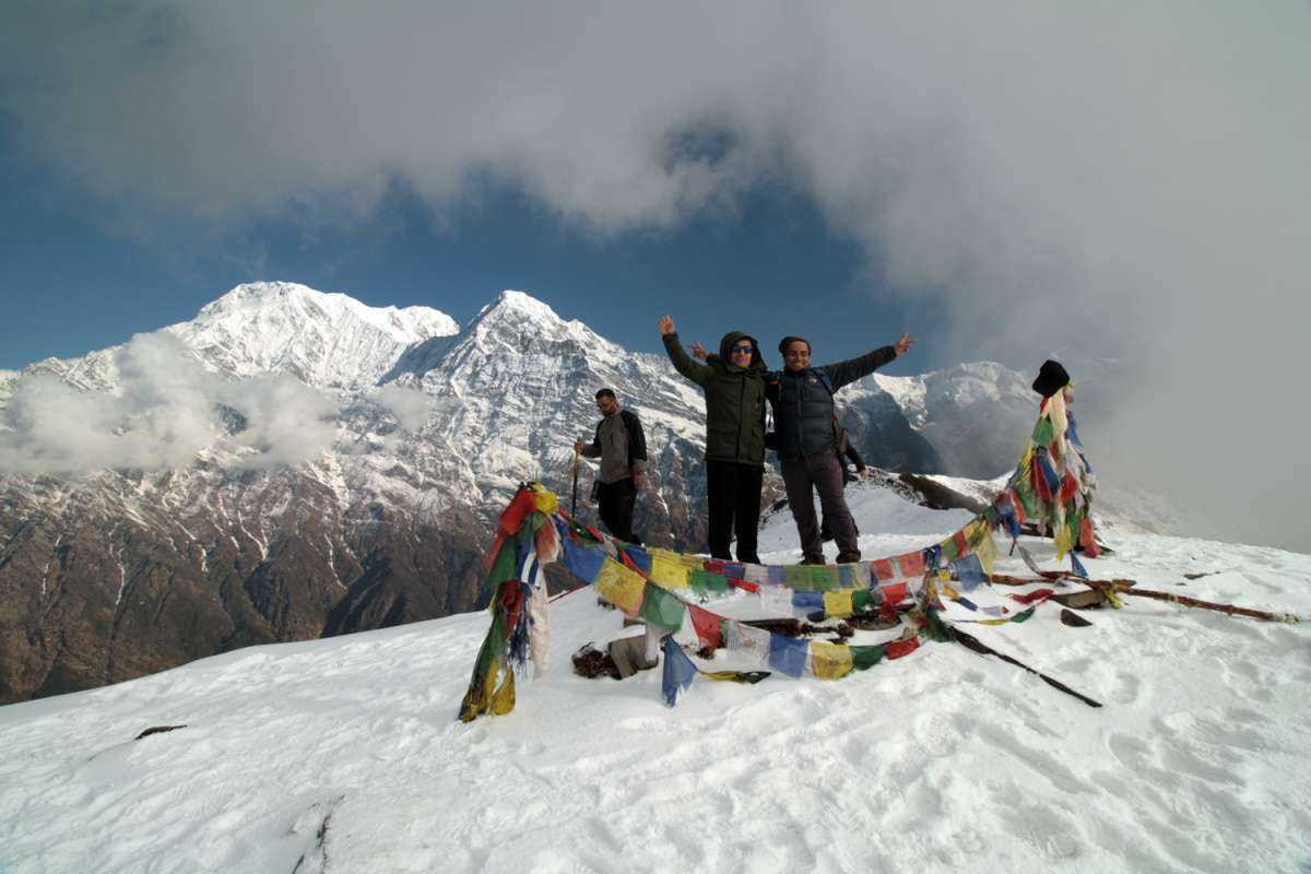 11-Day Mardi Himal - A Popular Short Trek in Annapurna Region
