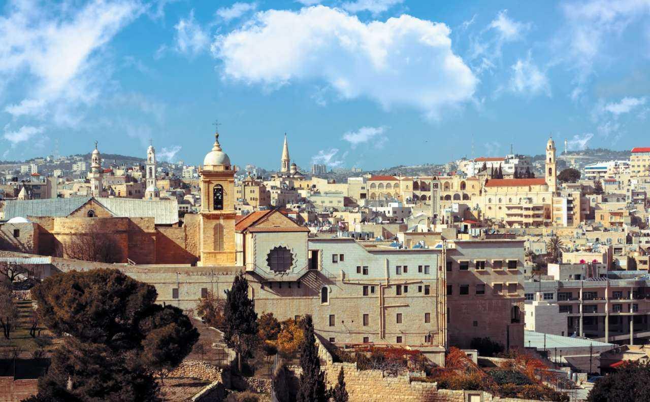 Bethlehem and Jericho Tour from Jerusalem