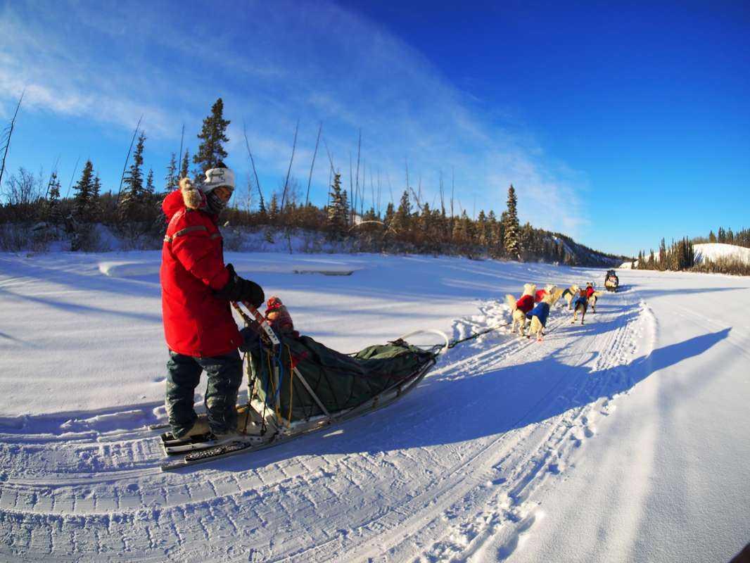 5-Day Yukon Winter Dream | Active Winter Adventure