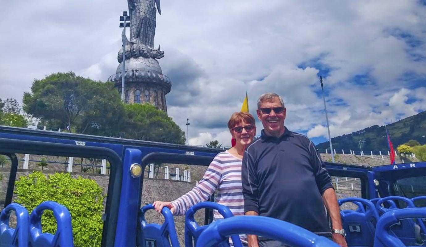 Quito City Tour Hop On - Hop Off
