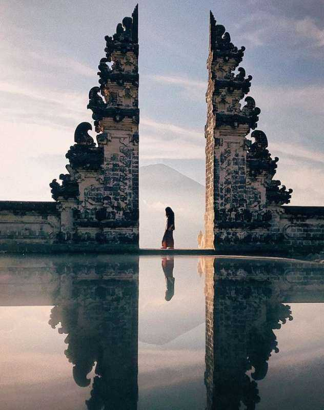 Bali Gate of Heaven: Waterfall & Swing Tour